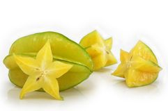 Starfruit Royalty Free Stock Images