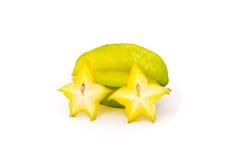 Starfruit stockbild