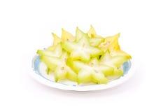 Starfruit lizenzfreie stockbilder