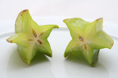 Starfruit Royalty Free Stock Photos