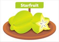starfruit Imagem de Stock Royalty Free