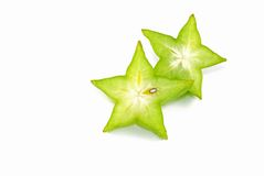 Starfruit Fotos de Stock Royalty Free