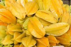 starfruit 免版税库存图片