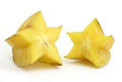 Starfruit stockbilder