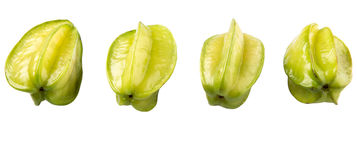 Starfruit Or Carambula Fruit VII Stock Image