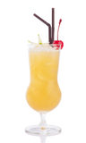 Starfruit mocktail Royalty Free Stock Photo