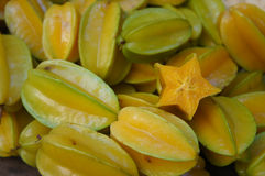 Starfruits imagem de stock royalty free