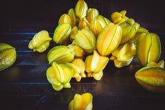Starfruits Lizenzfreies Stockfoto