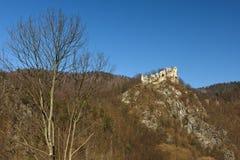 Starhrad Castle, Slovakia Stock Image