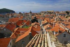 Stari Absolvent Dubrovnik lizenzfreie stockbilder