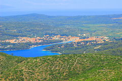 Stari-Absolvent, Insel Hvar, Kroatien Lizenzfreies Stockfoto