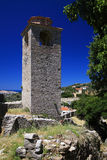 Stari Bar Montenegro Royalty Free Stock Photography
