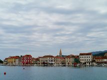 Stari grad in Croatia Royalty Free Stock Images