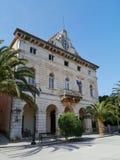 Stari Grad a Croatian city in the Mediterranean Stock Photo