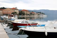 Stari Grad, Hvar, Kroatië stock fotografie