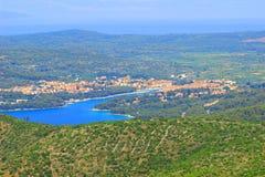 Stari Grad, Island Hvar, Croatia Royalty Free Stock Photo