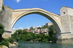 Stari Most Royalty Free Stock Photography