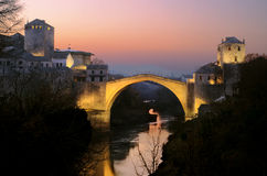 Stari Most Royalty Free Stock Image