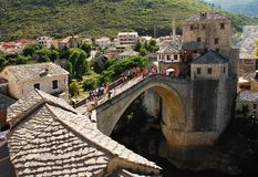 Stari Most Royalty Free Stock Photos