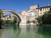 Stari Najwięcej (Stary most) obraz royalty free