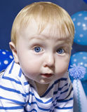 Staring Child Stock Image