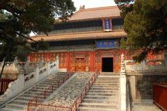 Staris al tempio principale Immagine Stock