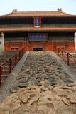 Staris al tempio principale Fotografie Stock Libere da Diritti