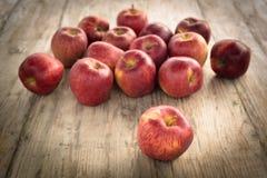 Stark apples Royalty Free Stock Photos