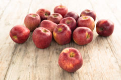 Stark apples Royalty Free Stock Images