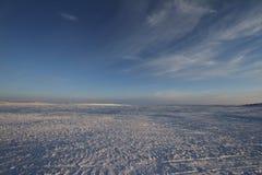 Stark arctic landscape Royalty Free Stock Photography