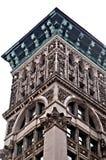 stark facade mycket Royaltyfri Bild