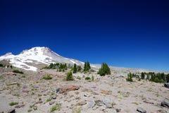 Stark Mount Hood Stock Photo