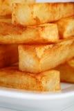 Starke Chips Stockfotos