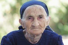 Starker Älterer lizenzfreie stockfotos