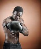 Starker Boxer Lizenzfreie Stockbilder