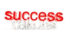 Starker Erfolg Lizenzfreie Stockfotos