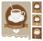 Starker Kaffee Lizenzfreie Abbildung