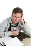 Starker Tag im Büro Lizenzfreie Stockfotos