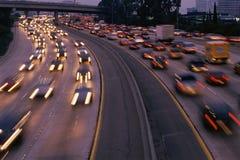 Starker Verkehr Stockfotografie