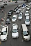 Starker Verkehr Lizenzfreie Stockbilder