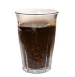 starkt kaffe Fotografering för Bildbyråer