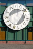 Starlight Cafe Stock Photo