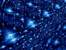 Starlight Night Royalty Free Stock Photos