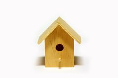 Starling-house Royalty Free Stock Photos