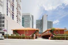 Starlitehotel Miami Stock Foto's