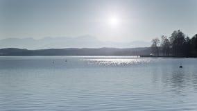 Starnberg lake Royalty Free Stock Photos