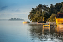 Starnberg lake Stock Photography
