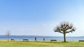 Starnberg Lake in Germany Stock Photography