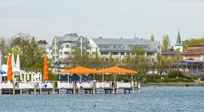 Starnberg Lake, Germany Stock Photo