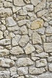 starożytna kamienna ściana Obrazy Stock